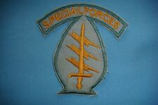 VIETNAM WAR BE PATCH, US ARMY SPECIAL FORCES GROUP