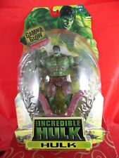 Hasbro Marvel 2007 The Incredible Hulk Hulk Figure Gamma Glow Target Exclusive