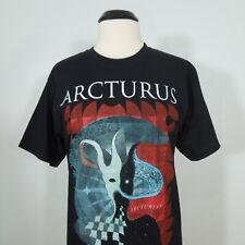 ARCTURUS Arcturian T-Shirt Black Men's size L (NEW)