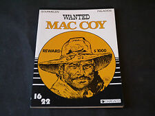COLLECTION 16/22 N°161 WANTED MAC COY 1984
