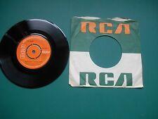 THE KINKS - SUPERSONIC ROCKET SHIP - 1972 VINYL 45rpm RCA 2211