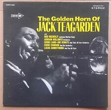LP GOLDEN HORN OF JACK TEAGARDEN NM MCA GORAL JAZZ