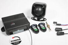 NEW SCORPION SA30 CAR VAN ALARM IMMOBILISER C/LOCKING