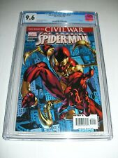 AMAZING SPIDER-MAN #529 CGC 9.6 1st Appearance New Spider-Man Costume (2006)