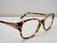 9fede31fcf Authentic VERSACE VE3168B 967 Havana Gold Eyeglasses Frame DEMO MODEL  290