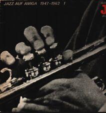 Various - Jazz auf Amiga 1947-1962 / LP