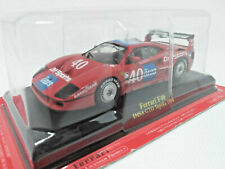 F1 Ferrari Official Collection 1:43 - Hachette Ferrari F40 IMSA GTO Topeka 1990
