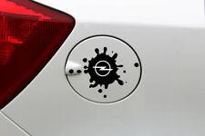 Opel Fleck Tropfen Autoaufkleber Decal Tuning Shocker Sticker JDM Astra