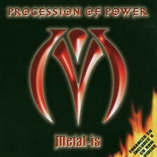 DCD Sampler Procession Of Power (Megadeath, Queensryche, Gamma Ray) 2002
