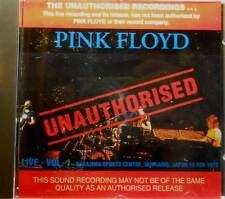 PINK FLOYD–Live Vol.1 JAPAN 1972 CD AUSTRALIA SEALED