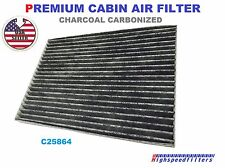 C25864 CARBONIZED Cabin Air Filter for 08-13 NISSAN Rogue & 07-12 Sentra CF10550