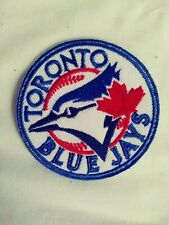 """Toronto BLUE JAYS Logo Patch,  New, 2.5""""  Iron On, Collectible. Free Ship US"""