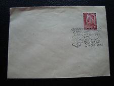 POLOGNE -  enveloppe 1952 (cy71) poland