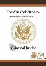 The Wise Owl Guide To. Dantes Subject Standardized Test (Dsst) - Wise Owl Publ