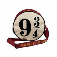 Harry Potter Hogwarts Express 9 3/4 Round Satchel Bag Handbag - Cosplay Train