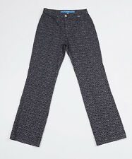 ESCADA SPORT Blue Womens Trousers Size 34 * Made in Italy