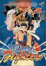 Virtua Fighter: Round 1 (DVD, 2003, 2-Disc Set) - B17
