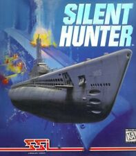 SILENT HUNTER 1 +1Clk Windows 10 8 7 Vista XP Install