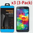 9H Premium Tempered Clear Glass Screen Protector Film For Samsung Galaxy S5 G900