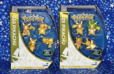 Pikachu Poses 20th Anniversary Exclusive Pokemon Complete Mini Set of 8 New MISP