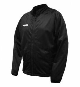 Hmk Destination Midlayer Top Men Black Jacket Coat SIZE XL 460-3081X IN STOCK