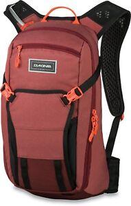 Dakine DRAFTER 10L Womens Hydration Backpack w/Reservoir Burnt R NEW