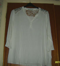 George Hip Length Lace Women's Other Tops