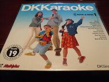 """DK KARAOKE 12"""" LASER DISC MULTIPLEX VOL 19 ROCK & SOUL DKC-19 SEALED"""