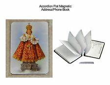Accordion Magnetic Flat Address/Phone Book-Promise of The Divine Infant