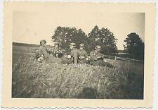 Foto soldati il MG-casco di acciaio 2.wk (m864)