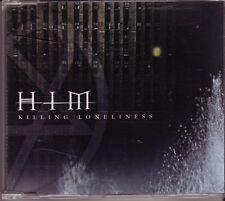 "HIM ""Killing Loneliness"" UK Promo CD"