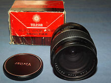 VINTAGE  TELESAR 28MM F:2.8 AUTO WIDE LENS FOR KONICA T3 CAMERA  in BOX