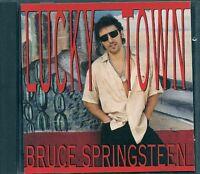 CD ALBUM 10 TITRES--BRUCE SPRINGSTEEN--LUCKY TOWN--1992