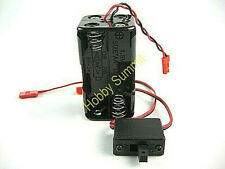 Futaba R/C BATTERY HARNESS for Radio Receiver  Car Buggy Tank Truck  Helicopter