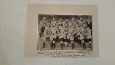 Lake View High School Chicago Illinois 1911 Indoor Baseball Team Picture
