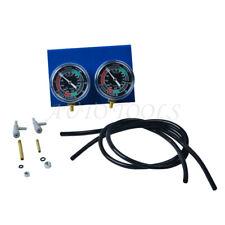 2 Carburetor Carb Vacuum Gauge Synchronizer Synch Guage Set Cylinder Synchronisa