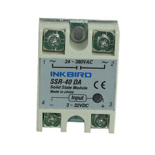 INKBIRD 40DA SSR Solid State Relay for temperature controller NEW