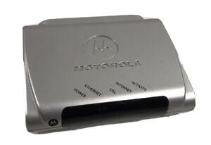 Motorola AT&T 2210-02-1006 DSL HighSpeed Modem NO POWER ADAPTER