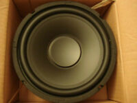 """NEW 10"""" SubWoofer Home Audio Speaker.8ohm.Replacement.Woofer ten inch sub.10inch"""