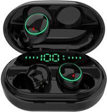 Donerton C5S Earbud(In Ear) Wireless Headphones - New Model Black