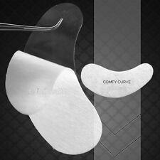 150 Pairs Thin Eye Gel Pad Comfy Curved Patches Eyelash Extension Lint Free