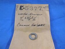 Norton E5377 NOS Aluminum Washer 7/16 X 3/4 X 1/16  N517
