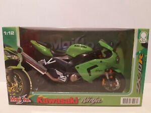 Miniature Maisto 1/12 , Kawasaki ZX-10R Ninja