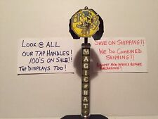 Magic Hat Circus Boy Hefeweisen Beer Tap Handle Worn