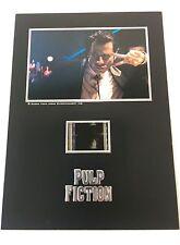 Pulp Fiction OFFICIAL film cell senitype - Tarantino, Travolta, Buena Vista