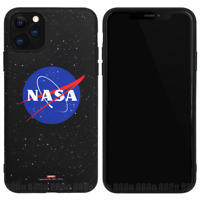 Galaxy Nasa Logo Soft Cover Case For Apple iPhone 11 Pro Max XS XR 8 7 Plus