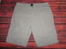 "VGC* GAP Mens Shorts Zip Fly 100% Cotton 4 Pockets SIZE W32 Waist 32"""