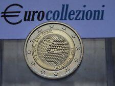SLOVENIA 2018 2 EURO GIORNATA MONDIALE DELLE API SLOWENIEN SLOVENIJA