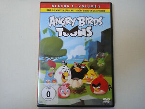 ANGRY BIRDS - TOONS   -   DVD