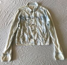 ~ RAG & BONE ACID WASH JEAN JACKET (A CLOSET STAPLE!) ~ M